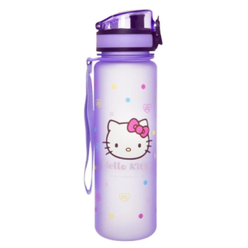 ~IMPACT 怡寶~點點世界kitty 點點杯500ml 紫色