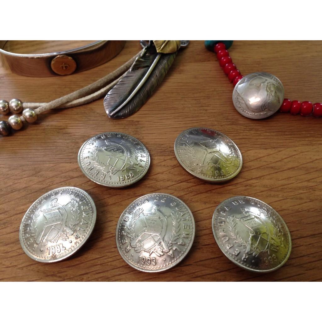 鎳幣銀幣扣具飛鳥與槍印地安年份goros larry smith chrome heart