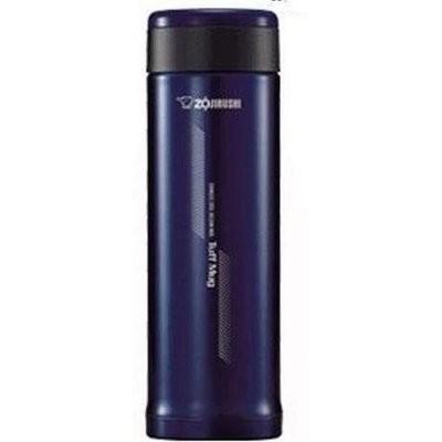 ZOJIRUSHI 象印SLIT 不銹鋼真空保冷保溫杯500ML SM AFE50 藍色