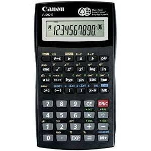 北國的店 在台~ 佳能Canon F 502G  F502G 工程計算機可複數四則運算 國