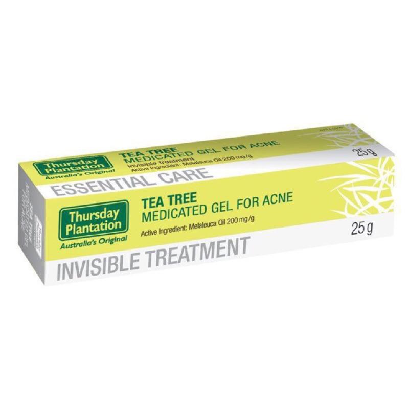 ~EMA 澳洲 ~星期四茶樹痘痘調理修護凝膠THURSDAY TEA TREE MEDIC