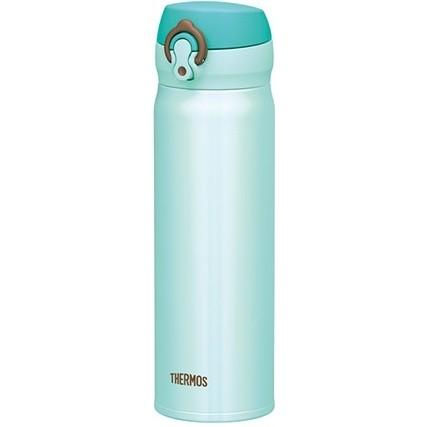 膳魔師~薄荷綠色~JNL 500 MNT 不銹鋼真空保溫瓶~極超輕~