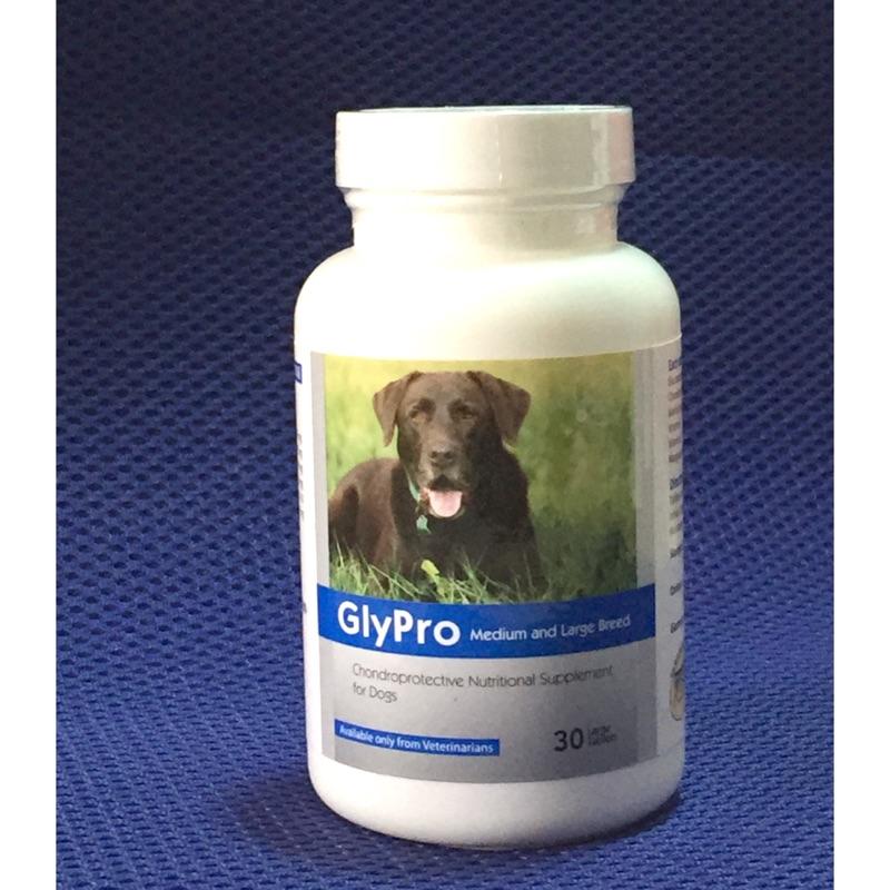 寵特寶骼萊優GlyPro (中大型犬用)關節營養品