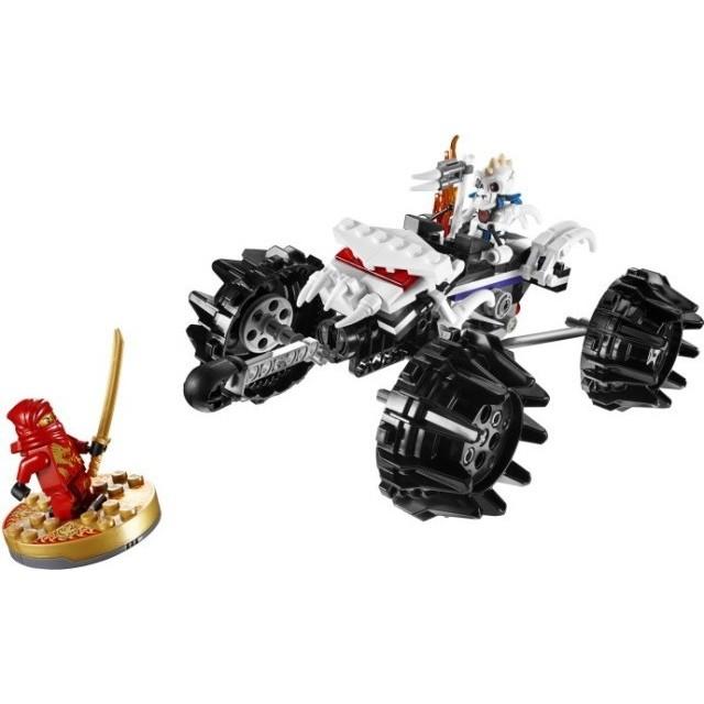 ~積木反斗城~博樂正品幻影忍者NINJAGO N0 9730 骷髏亡靈戰車相容樂高LEGO