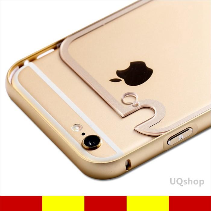 ✔超薄圓弧鋁合金保護框透明背蓋iPhone 6 s Plus 推拉背板金屬邊框保護殼全包覆