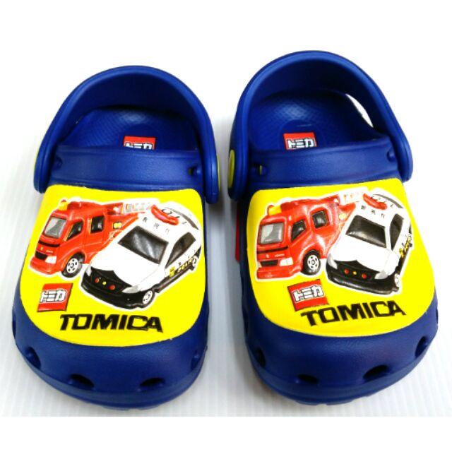 TOMICA 園丁布希鞋止滑透氣護趾可涉水易穿脱