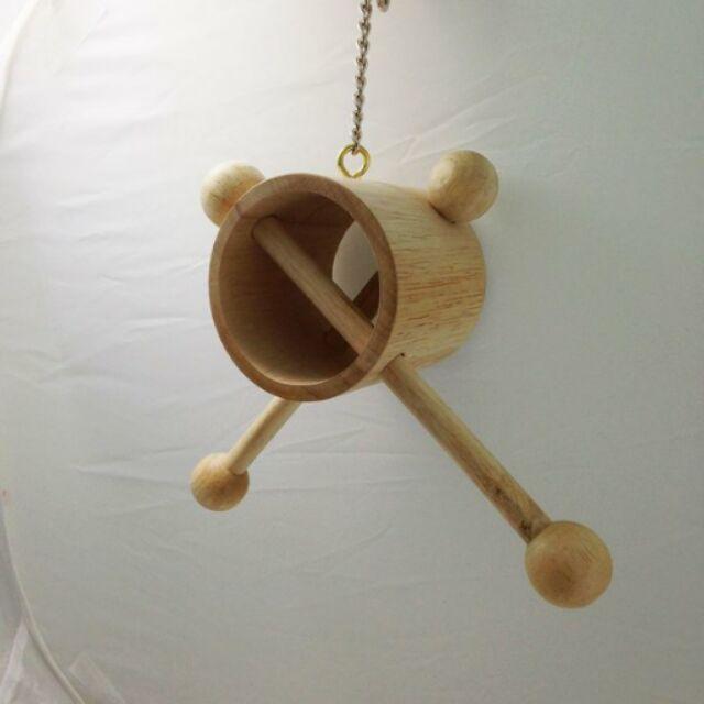 鸚鵡原木玩具pt003 九折 中