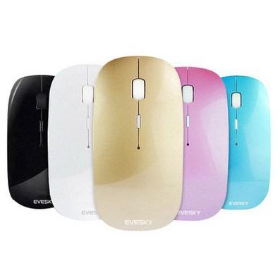 充電滑鼠無線超薄筆記本滑鼠靜音電腦無聲按鍵