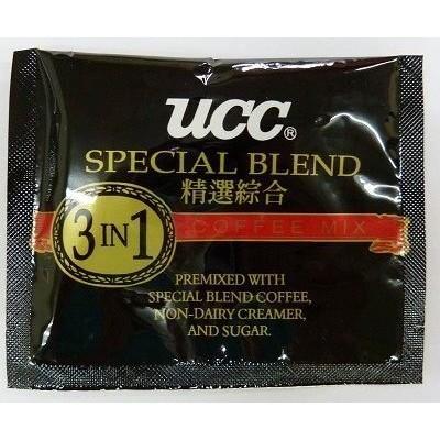 萊康 UCC 咖啡三合一隨身包16 公克1 箱100 入