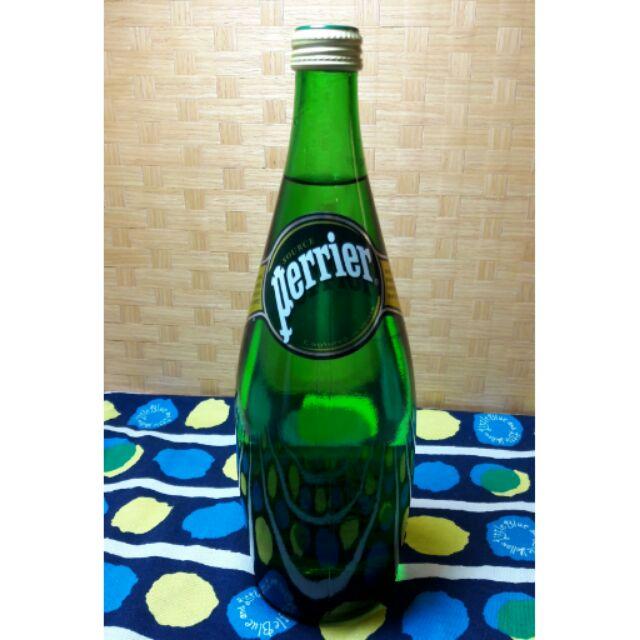 法國Perrier 氣泡天然礦泉水750ml 12 瓶~免 ~