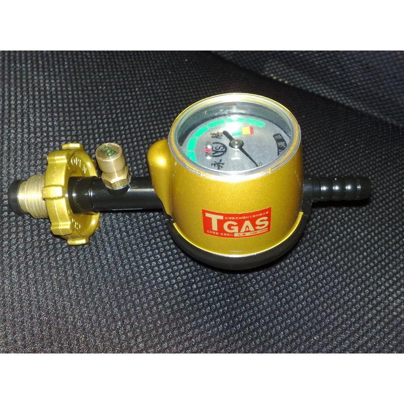 永勝R280 低壓防爆上錶調整器CNS 合格附兩固定束環R280 瓦斯調整器YS 268A