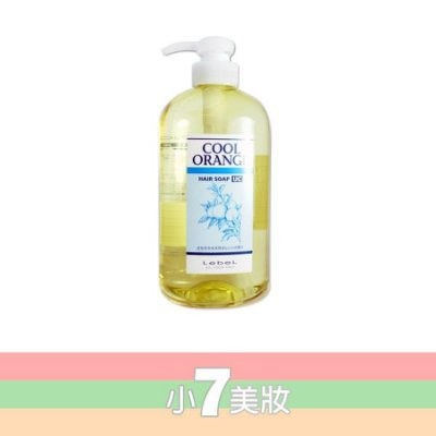 Lebel 肯邦冷橘洗髮精SC 超爽型600ML ~小7 美妝~