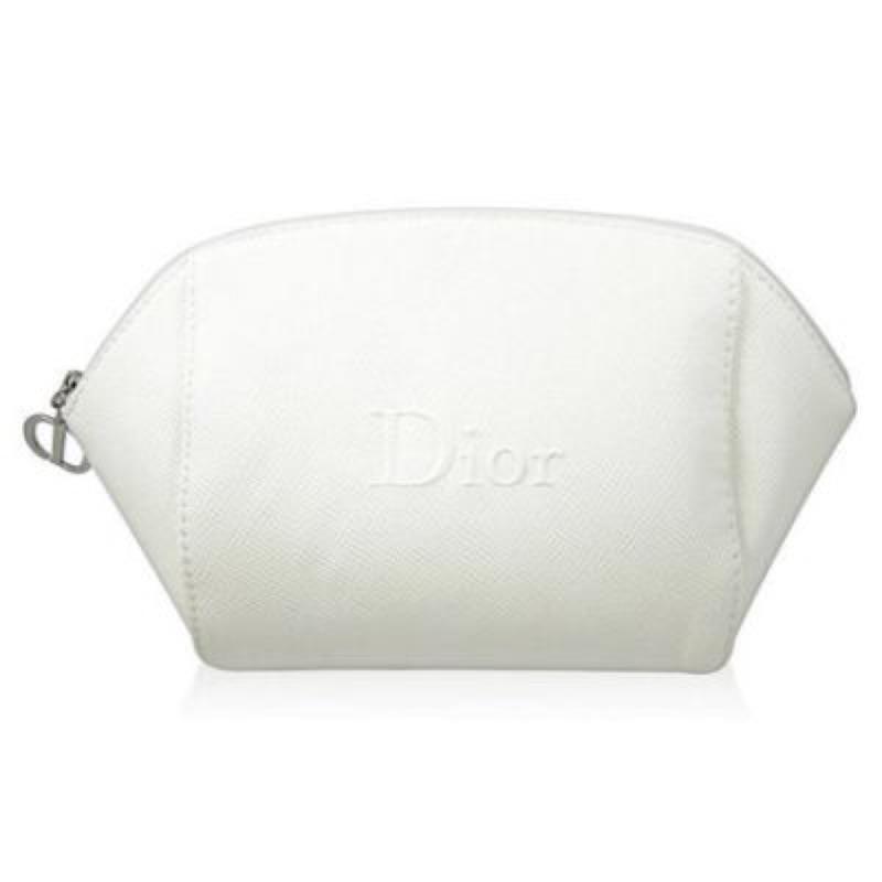 Dior 迪奧 化妝包2016 PU 防水容量大 佳 24cm 12cm 8cm