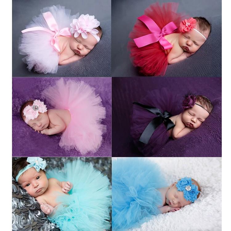 影樓兒童攝影服裝百天寶寶拍照小裙嬰兒攝影 蓬蓬裙子