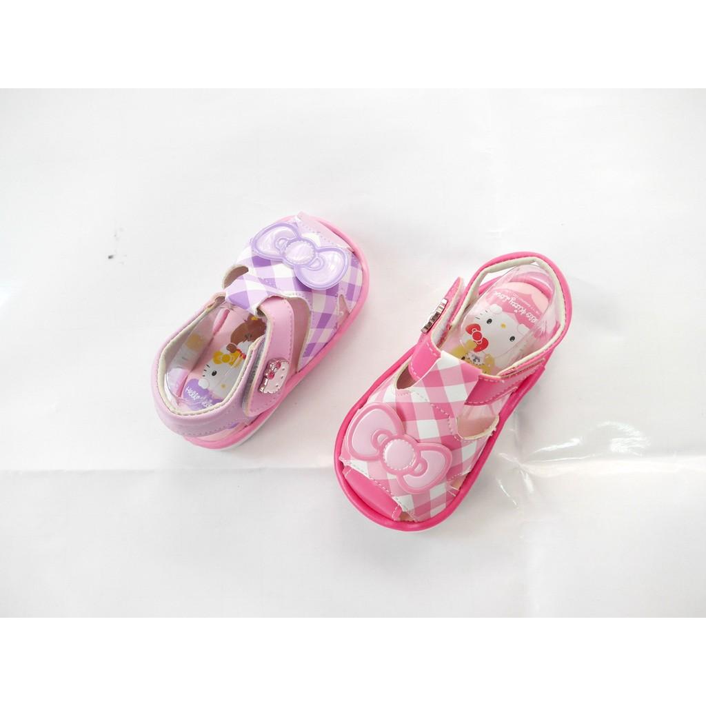 哈囉Kitty 817905 寶寶學步鞋啾啾鞋舒適柔軟桃紫12 5 15 號臺灣製