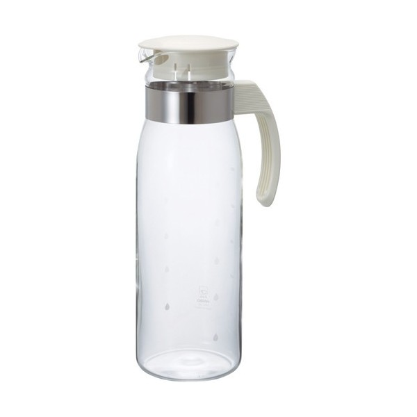 製HARIO 冷水壺1400ml 大容量耐熱120 度100060200027