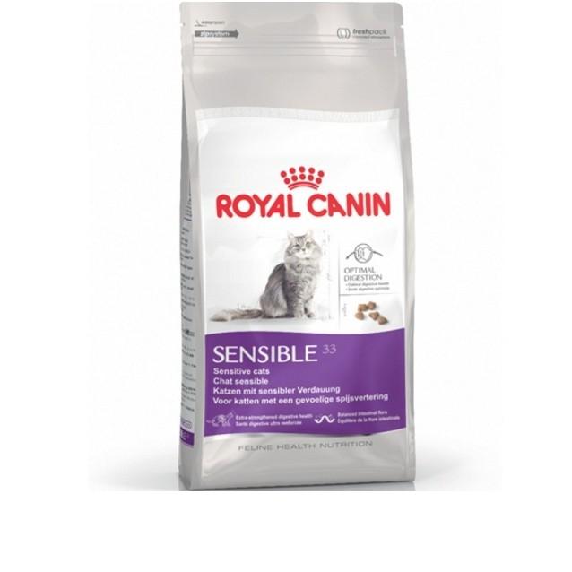 揪團 法國皇家S33 腸胃敏感挑嘴成貓飼料2kg 4kg