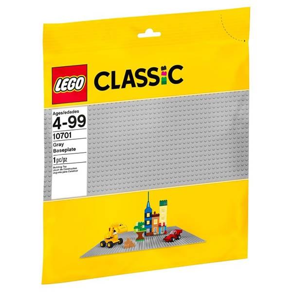 TTG 當天寄出樂高積木LEGO Classic 系列10701 灰色底板