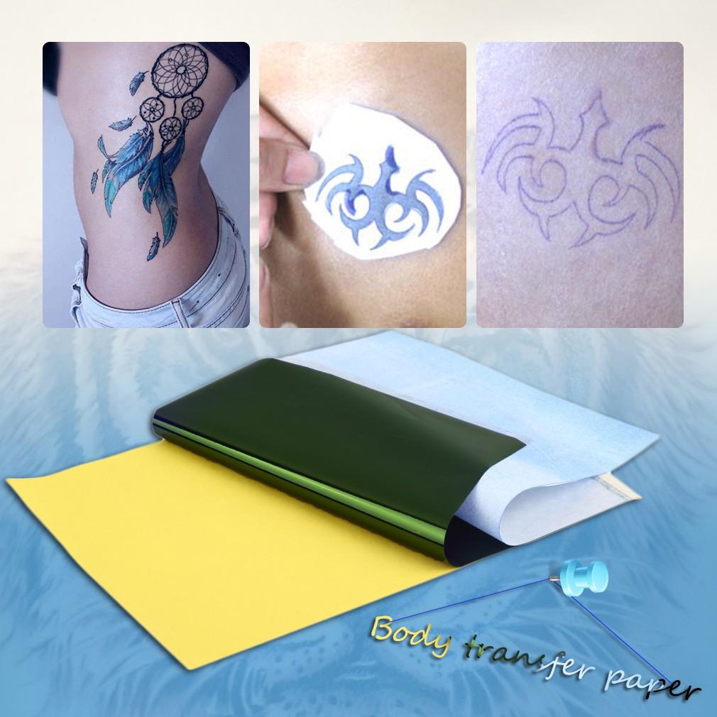 紋身模具轉印紙10 入n