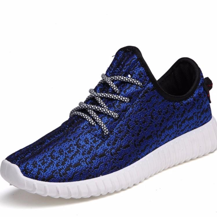 USUN ®~侃爺椰子鞋八色~Y350 男鞋 透氣網鞋男情侶跑步鞋男士 鞋男女潮鞋子男休閒