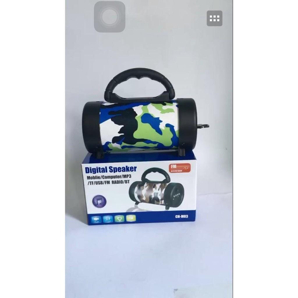 不必等手提藍芽低音炮 藍芽喇叭 藍芽音箱 迷你手提炮筒無線藍牙鐵皮音箱,插卡USB 炮筒藍
