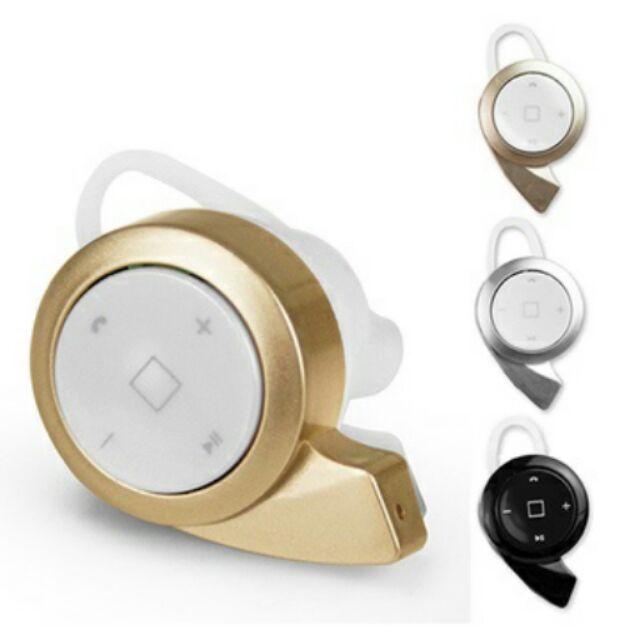 ~ ~最 Mini A8 高音質迷你蝸牛藍牙耳機麥克風Bluetooth 4 0