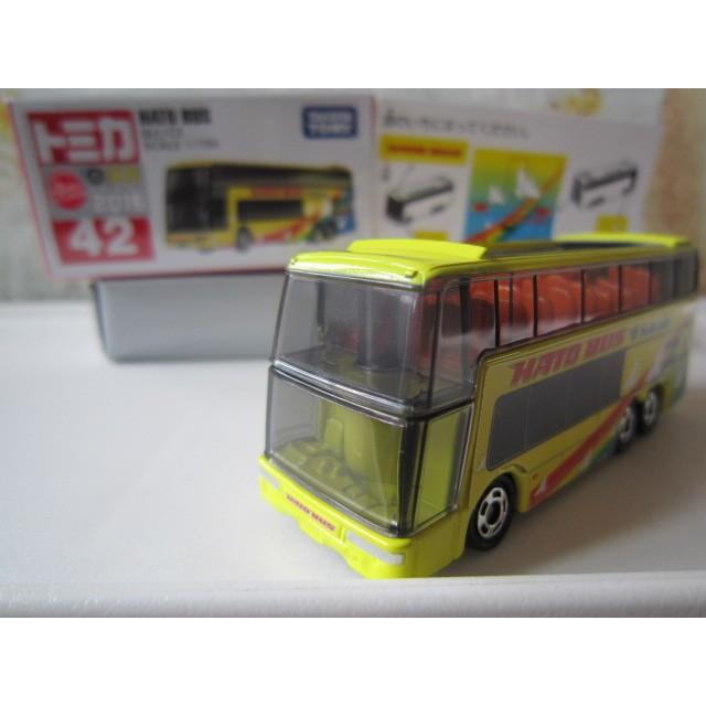 7 11 全家388 TOMY Tomica HATO BUS No 42 號042 7