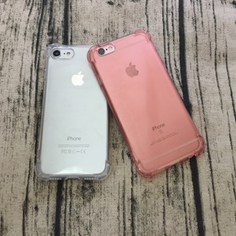 IPhone6 6s 6plus iPhone 7 7plus 空壓防摔防撞空壓殼手機套保
