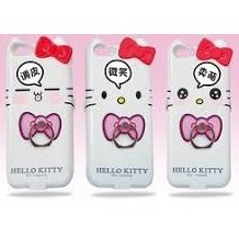 iPhone 6 7P Hello Kitty 10000 安培背充背夾無線充電電源行動電