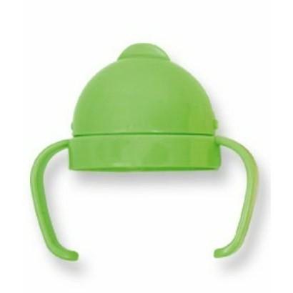 DOOBY 大眼蛙神奇喝水杯 杯蓋綠色 區_ 貨