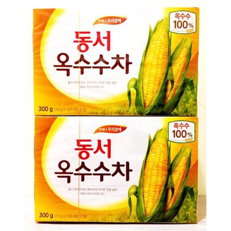 ~艾米韓國 ~韓國 韓國玉米茶麥茶冷熱都好喝30 包