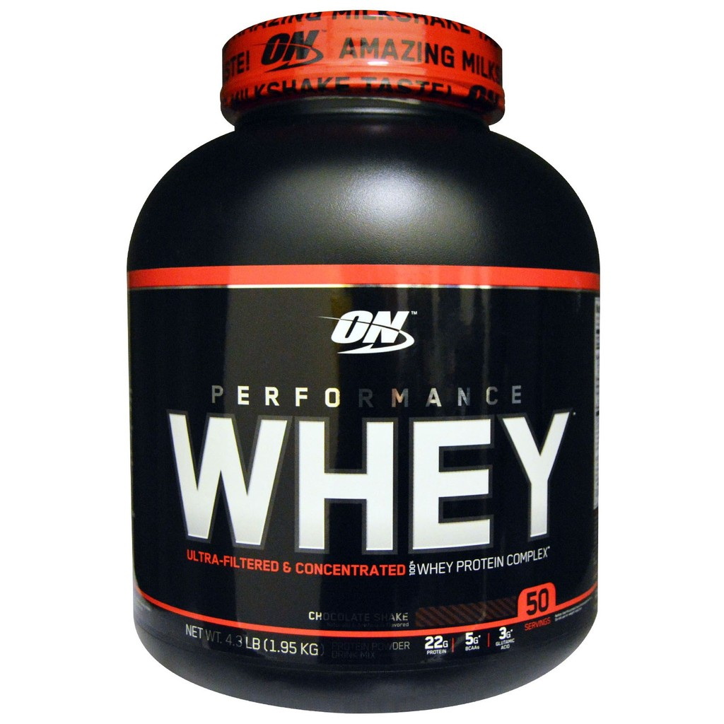 Optimum Nutrition Performance Whey 乳清蛋白低熱量4 3