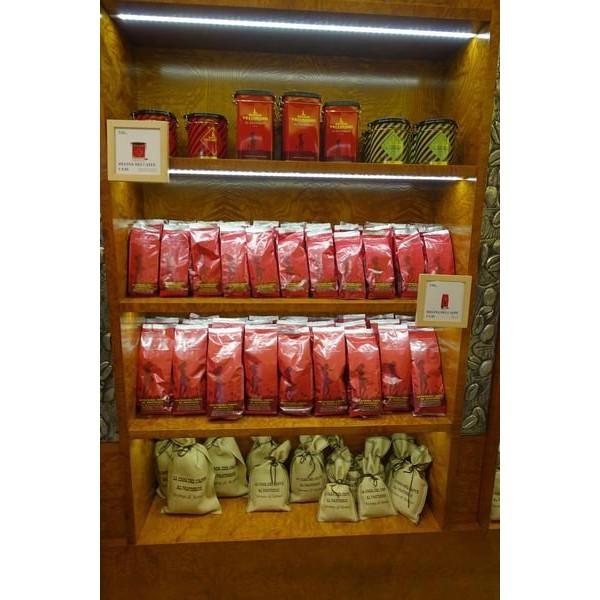2017 6 月 包裝義大利購回義大利金杯咖啡TAZZADORO 咖啡豆250g 單包