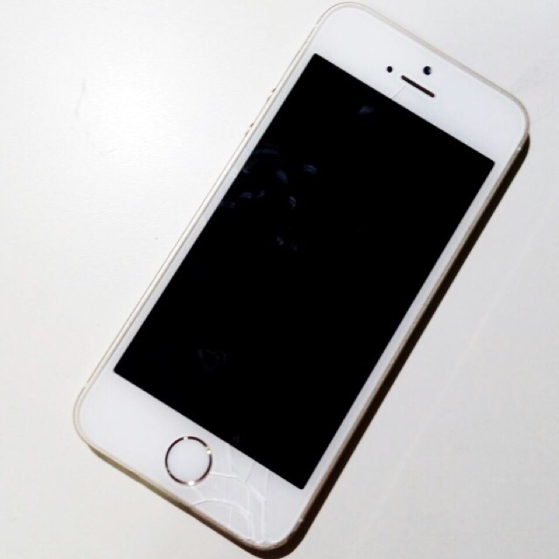 8000 元iPhone 5s iPhone5s 32G 金色女用機