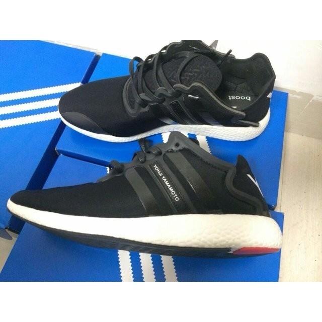 正品adidas Y 3 春夏Yohji Boost Floral 鞋款爆米花慢跑鞋男女鞋