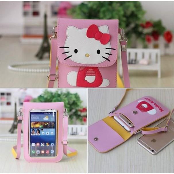 可觸摸多 插卡零錢包iPhone6 PLUS SONY HTC 紅米 名稱KT