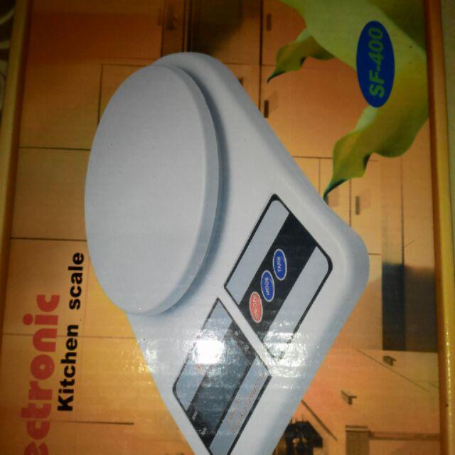 SF 400 10 公斤繁體中文版電子秤