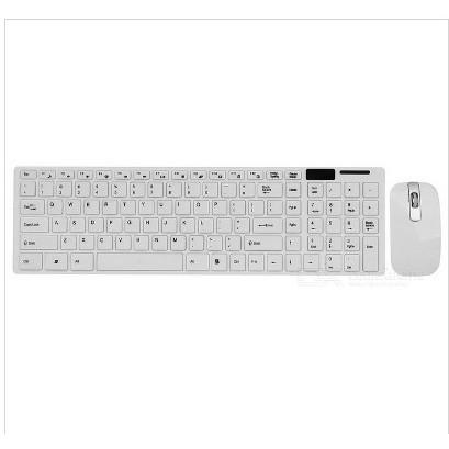 OL 依族 無線鍵盤鼠標套裝超薄無線鍵鼠套裝無線鼠標