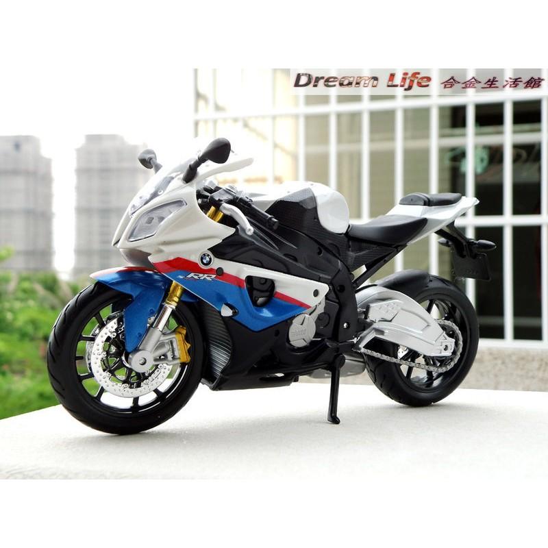 ~Maisto ~1 12 MOTOGP BMW S1000 RR 寶馬兩輪超級跑車