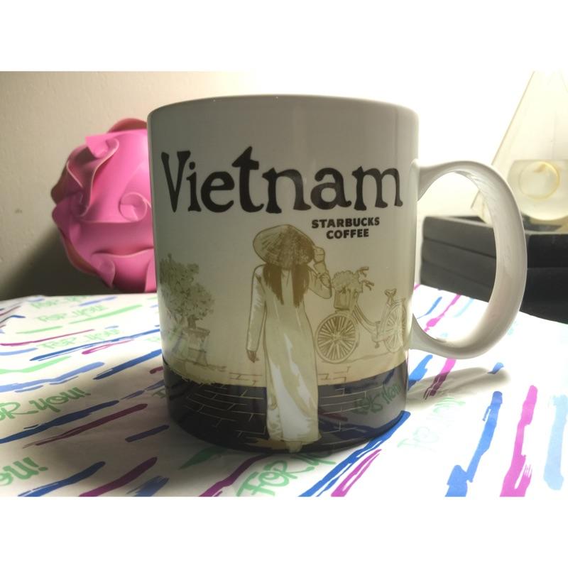 星巴克杯越南