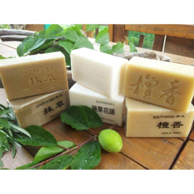 : 抹草檀香蘋果花潔膚皂