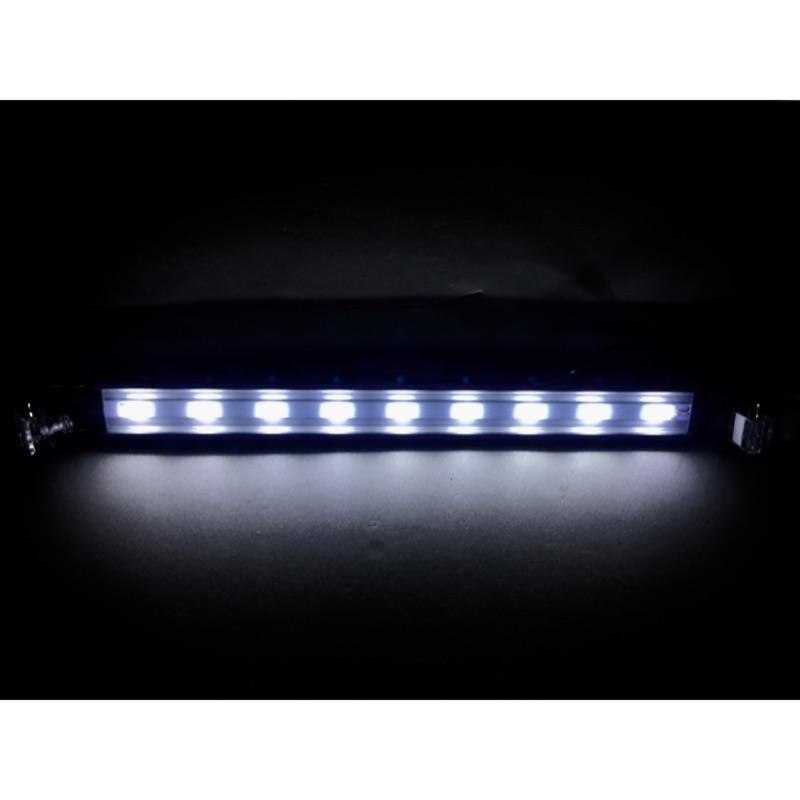 ► ISTA 伊士達高之光白LED 高亮度跨燈2 尺60cm 58cm 大燈泡水族魚缸照明