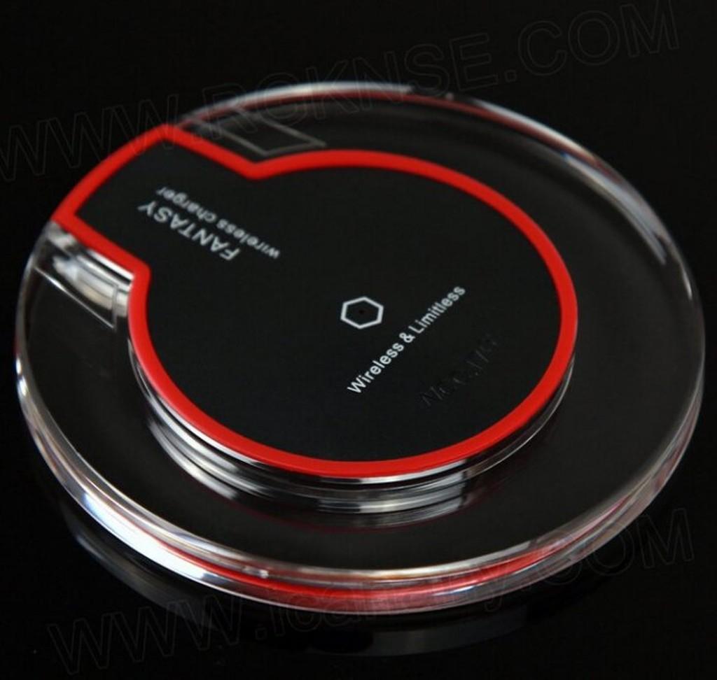 送接收晶片模塊三星Note5 S6edge 無線充 FANTASY 水晶飛碟S6 ipho