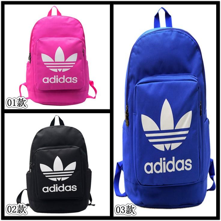 Adidas 書包雙肩背包愛迪達背包adidas 後背包阿迪雙肩背包書包電腦包三葉草書包三