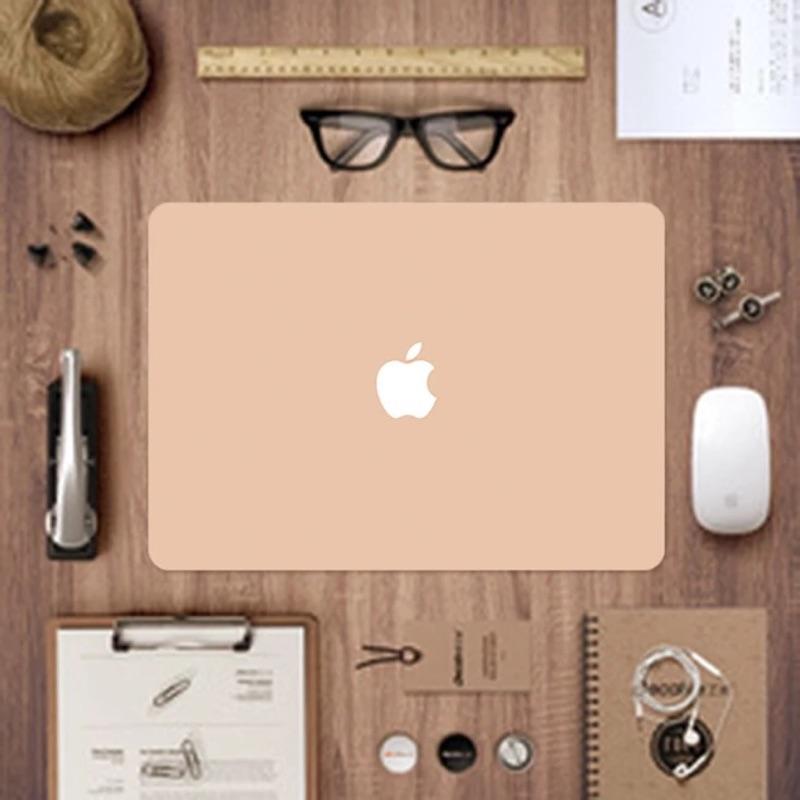 香檳金Apple Mac book pro air 保護貼膜外殼貼紙包膜macbook 膜