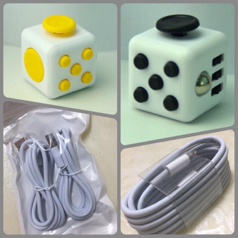 Fidget Cube 減壓骰子療癒骰子抗憂骰子療癒小物 喜歡可聊聊 不多要買要快簡單好玩