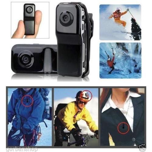 MD80 高清晰MD 80 Mini DV 微型錄影機聲控錄影監控 8G 30 幀錄影筆7