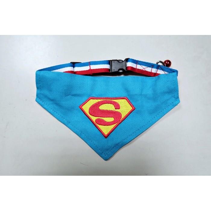 超級英雄帥氣超人 領巾