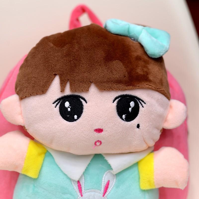 寶寶書包兒童女童寶寶1 3 歲女孩包包小孩可愛幼兒嬰兒背包雙肩包