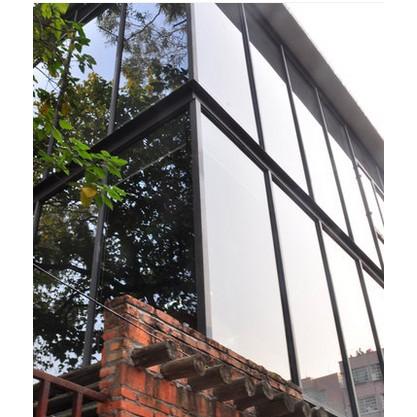 家用窗戶太陽膜窗貼遮光防曬隔熱膜單向透明玻璃貼紙陽台玻璃貼膜
